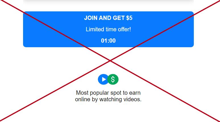 Earntub.com обман