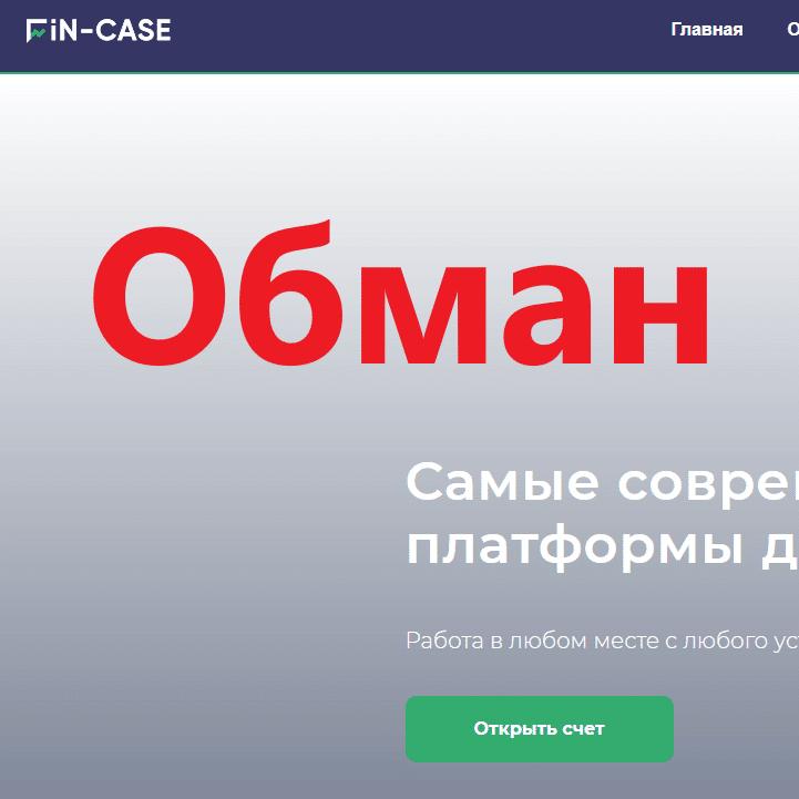 Fin Case отзывы и обзор