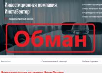 Instavecrtor (ИнстаВектор): отзывы и обзор компании