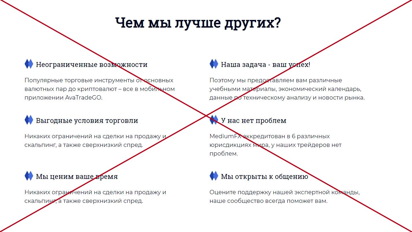 Mediumfx обман
