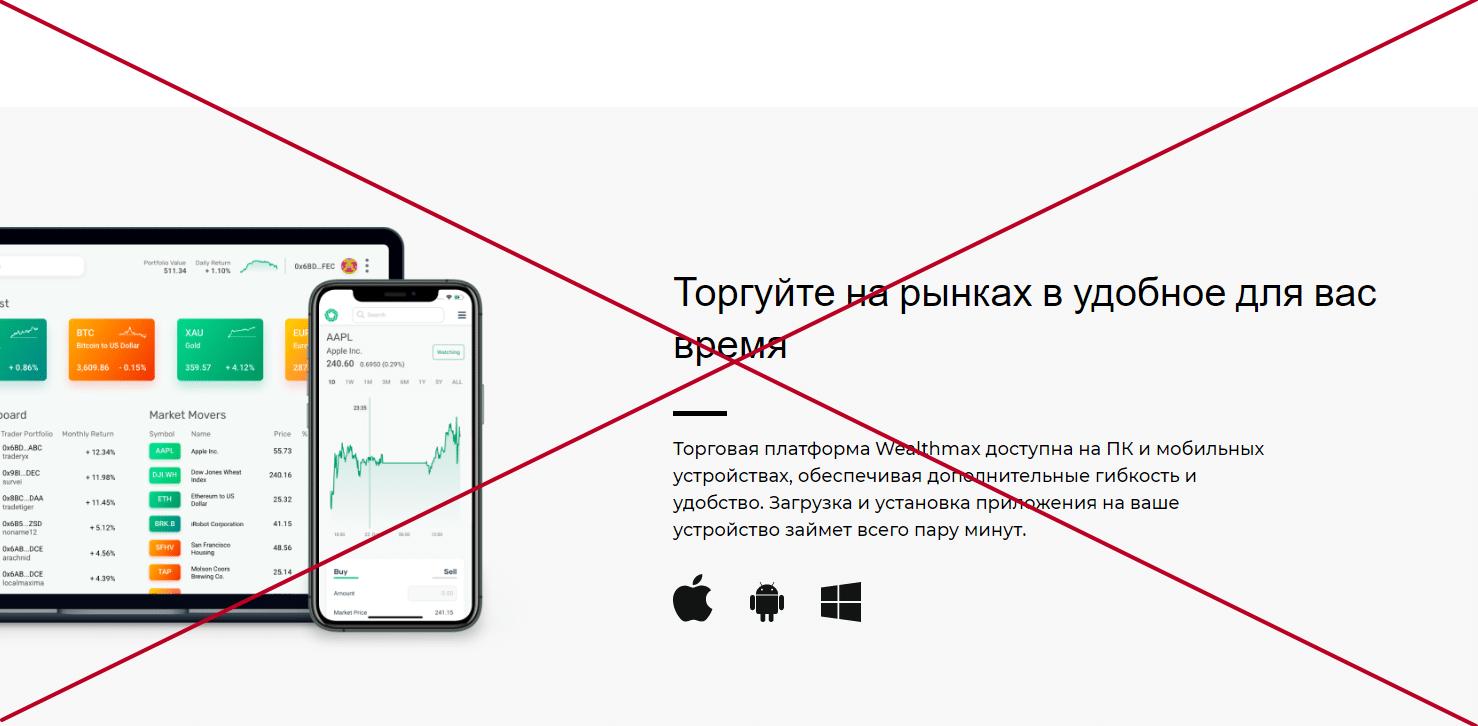 WealthMax проверка
