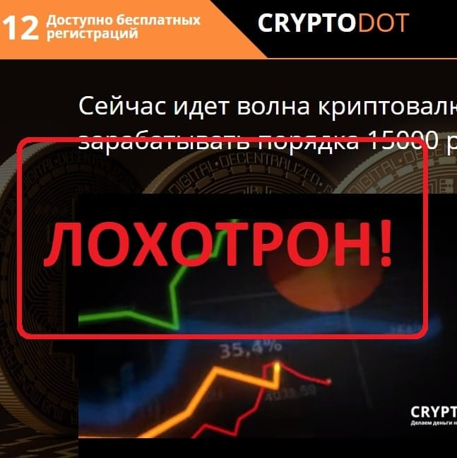 CryptoDot отзывы 2021